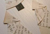 papírové skládanky / skládačky z papíru