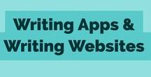 Writing Apps & Writing Websites for Kids / Looking for free writing apps for kids or creative writing apps to help your students? Edtech expert Monica Burns reviews best writing games for kids, writing apps, and spelling apps as well as writing websites. Find more at ClassTechTips.com!