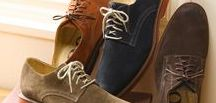 Game Changer - Suede Shoes / A staple shoe that every man should own whether it be chukka, chelsea or a sneaker version.