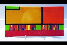 Fused glass / by Sue Froebel