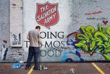 The Salvation Army / Stories from The Salvation Army. Caring is a publication of The Salvation Army.
