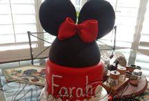 Pastel de cumpleaños, Mexicali / Birthday cake / Pastel de cumpleaños en Mexicali / Birthday cake