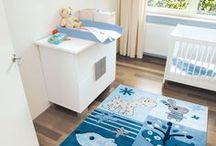 """Kids Collection 2013 / """"Glow in the Dark"""" is a new and stunning rug collection for children. These fun rugs will glow in the dark and lighten up any child's room with happiness."""
