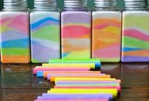 Get Crafty! / Crafts are a great way to engage the entire family, as well as practicing fine motor skills and channeling your kiddo's inner creativity. Grab your colored paper and grab your glue - let's get crafy!