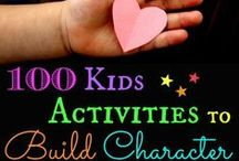 Activity Time!  / Great, education activities to do with your kids.