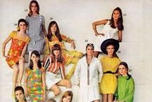 1960s fashion / by Jacquelyn Schreck