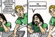 """BLOG EL PRETICANTE / Tiras cómicas hechas para el blog """"El Preticante"""""""