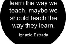 Teaching / All of the ideas that I have found that I want in my classroom / by Ju Diodati