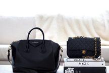 Fashion: Bags / by CHRISTINE