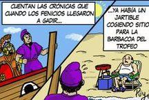 DIARIO BAHÍA DE CÁDIZ / Tiras cómicas publicadas en el DIARIO Bahía de Cádiz