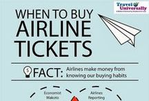 Travel Infographics / Travel tips, news and trends - in infographics.