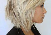 blond hair! / Blond haar
