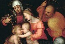 Peintres Italiens - Première Renaissance - Quattrocento (1420-1500) / by Pelonia