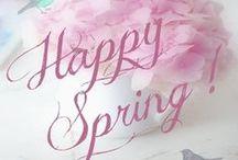 Love it...Spring! / Voorjaar