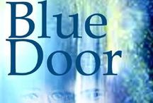 The Blue Door Trilogy / Modern Katie finds adventure with her friend, Alice, behind a strange blue door, which seems to be a time travel portal to the past, future, and back to the present. But why her? Why does this door with its strong magnetic pull beckon her so? And who are these peculiar people in Victorian attire?