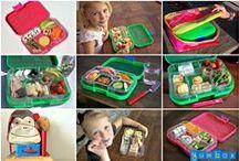 Lunch box ideas / Ideas for lunch box fun and yum
