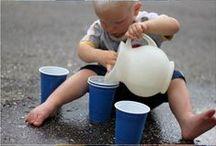 Montessori at home / Montessori Ideas to use at home