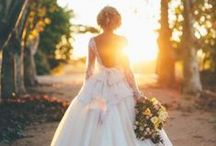 Wedding.dresses.galore / Every girl dreams of her wedding dress...