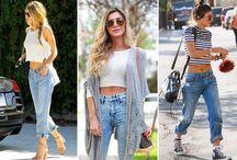 We Love Jeans / Unanimidade universal. Todas amam jeans.