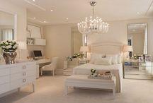Bedroom ideas / Suite