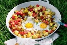One Pot Wonders / Easy recipes that can be cooked in one pot on your camp stove.