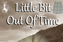 Little Bit Out Of Time / In a small, Scottish town, a peculiar event at the local loch makes Ellie McTavish question reality—and her sanity—on a cool spring evening excursion. Jolted out of time, she encounters strange folks, strange places, and even stranger events. But how did she get there?