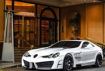 Mercedes / Luxury sports cars