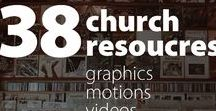 Church Leadership / Graphics, information & articles on effective Church Leadership to help us build the Kingdom Of God and help people in their faith & discipleship journey with Jesus
