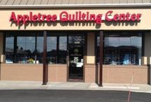 Welcome to Appletree Quilting Center! In Columbia, Missouri / The Ultimate Quilt Store in Columbia, Missouri! Exclusive dealer for BERNINA, Husqvarna Viking & Handi Quilter