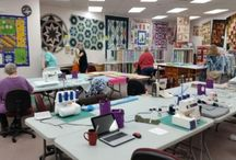 Appletree Quilting Center's Helping Hands / Appletree Quilting Center love to give back to the community. See what we do in Columbia, Missouri
