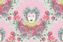 Quilting Fabrics / See the latest arrivals at Appletree Quilting Center in Columbia, Missouri