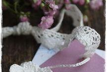 Home made label / Persoonlijk & leuk een zelf gemaakte label aan een bosje bloemen of cadeautje. Kleine moeite, groot plezier