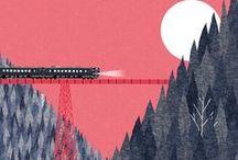 Illustrations / by Tanya Hardesty