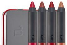 ★Beauty products! / lip, face and cheek products! lip swatches / by *Danielle Marie Clarke*
