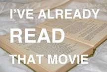 """Movies & Books / """"So many books, so little time."""""""