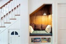 Book Nooks / Places that are perfect for getting lost in another world