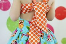 Kinderkleding maken