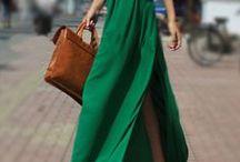 maxi dresses / sukienki maxi