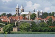Viborg og omegn, nu og dengang... / Viborg, Denmark, past and present