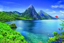 Steder jeg drømmer mig til... / Places I dream of...