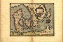 Gamle kort / Old maps