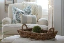 The Perfect Chair / Finding a new chair for my living room... / by Catherine MacAdam