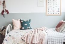 Interiors// Children's bedroom / Amazing decor ideas for the childrens bedrooms! From funky lampshades to quirky storage ideas, you'll be spoilt for choice!