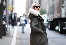 Favorite street style - A/W 2014