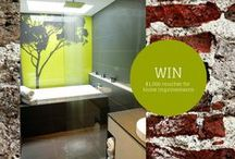 GIVEAWAY - Win a $1000 Voucher to Improve Your Home