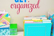Organisation / Organisation ideas for home and school!