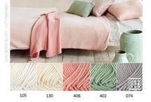 Kleur inspiratie Yarn / Kleuren die me inspireren