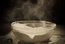 Harina / Información sobre los tipos de harina y propiedades.