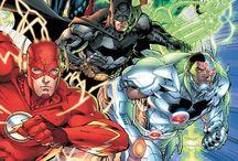 Comics / I'm just a fangirl~ (favorite: The Flash) ❤️