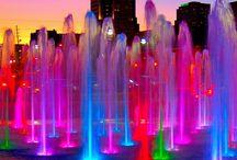 Flotte springvand / Fountains